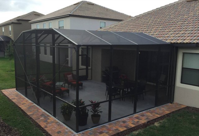 Patio Installers Near Me Pool Enclosure Installation