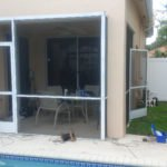 window screen repair miami
